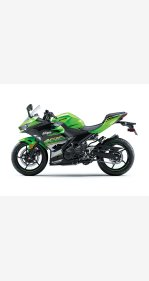 2018 Kawasaki Ninja 400 for sale 200596564