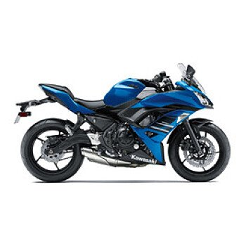 2018 Kawasaki Ninja 650 ABS for sale 200554885