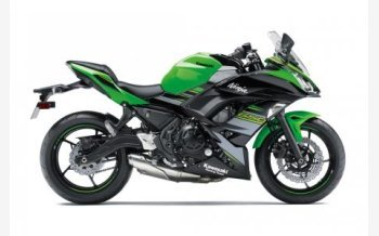 2018 Kawasaki Ninja 650 for sale 200608477
