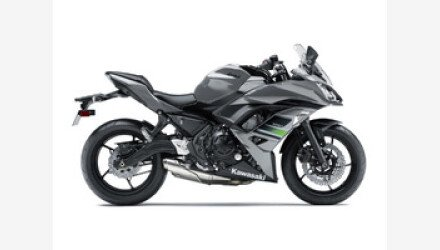 2018 Kawasaki Ninja 650 for sale 200508180