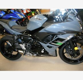 2018 Kawasaki Ninja 650 ABS for sale 200536677