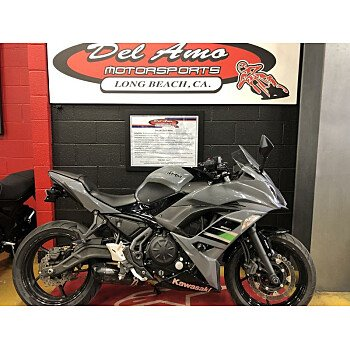 2018 Kawasaki Ninja 650 ABS for sale 200736655