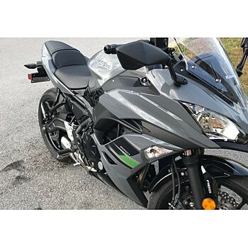 2018 Kawasaki Ninja 650 ABS for sale 200742162