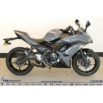 2018 Kawasaki Ninja 650 for sale 200979351