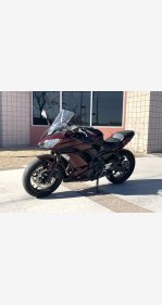 2018 Kawasaki Ninja 650 for sale 201000596