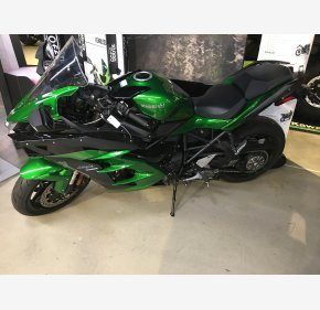 2018 Kawasaki Ninja H2 SX for sale 200950477