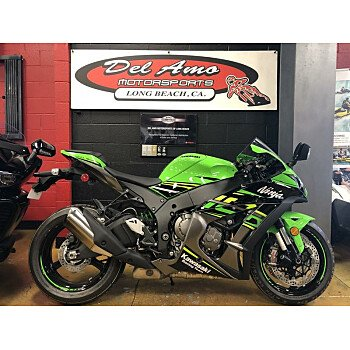 2018 Kawasaki Ninja ZX-10R for sale 200528282