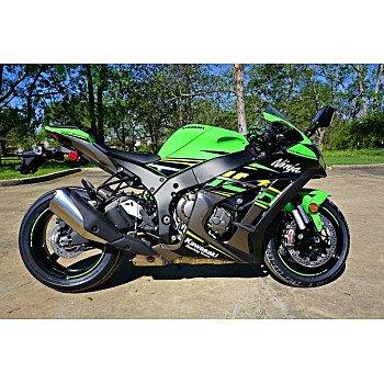 2018 Kawasaki Ninja Zx 10r Motorcycles For Sale Motorcycles On