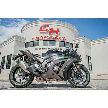 2018 Kawasaki Ninja ZX-10R for sale 200571153