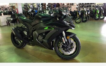 2018 Kawasaki Ninja ZX-10R Motorcycles for Sale