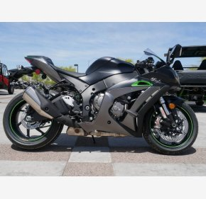 2018 Kawasaki Ninja ZX-10R for sale 200702552
