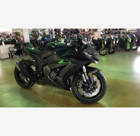 2018 Kawasaki Ninja Zx 10r Motorcycles For Sale