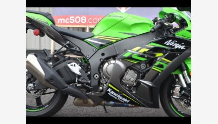 2018 Kawasaki Ninja ZX-10R for sale 200969405