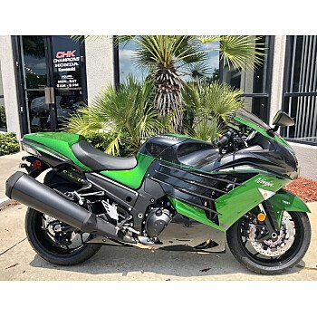 2018 Kawasaki Ninja ZX-14R ABS for sale 200602625