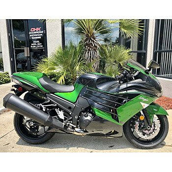 2018 Kawasaki Ninja ZX-14R ABS for sale 200655513