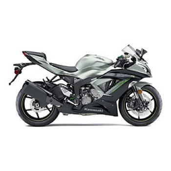 2018 Kawasaki Ninja ZX-6R ABS for sale 200554715