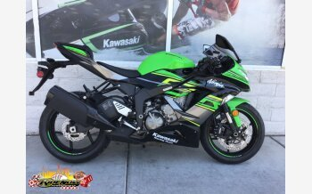 2018 Kawasaki Ninja ZX-6R for sale 200596825