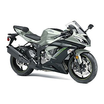 2018 Kawasaki Ninja ZX-6R for sale 200650041