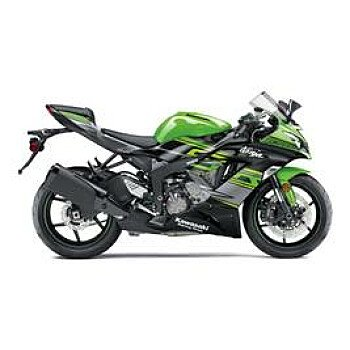 2018 Kawasaki Ninja ZX-6R for sale 200659325