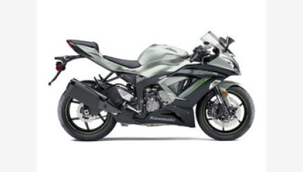 מודיעין 2018 Kawasaki Ninja ZX-6R Motorcycles for Sale - Motorcycles on DR-48