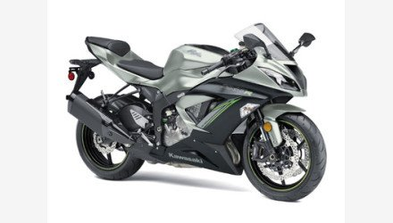 2018 Kawasaki Ninja ZX-6R for sale 200568860