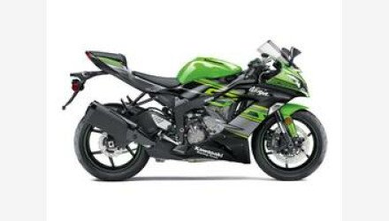 2018 Kawasaki Ninja ZX-6R for sale 200659326