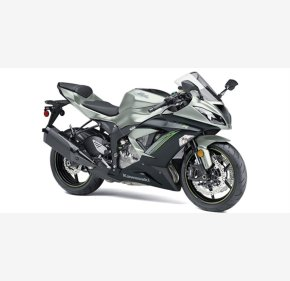 2018 Kawasaki Ninja ZX-6R ABS for sale 200781485