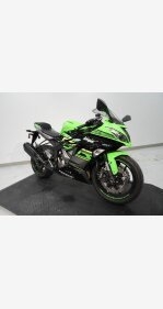 2018 Kawasaki Ninja ZX-6R for sale 200878895