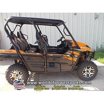 2018 Kawasaki Teryx4 for sale 200637343
