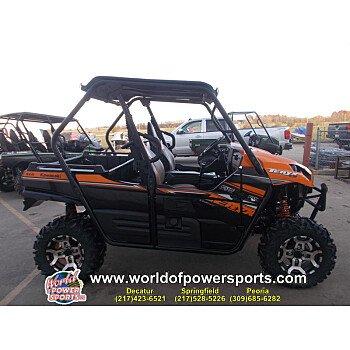 2018 Kawasaki Teryx4 for sale 200660415