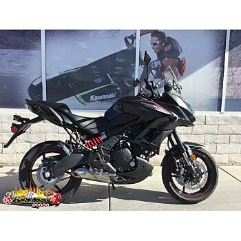 2018 Kawasaki Versys 650 ABS for sale 200507466