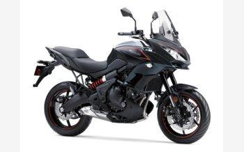 2018 Kawasaki Versys for sale 200508188