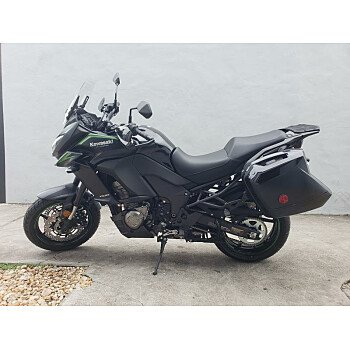 2018 Kawasaki Versys 1000 for sale 200524725