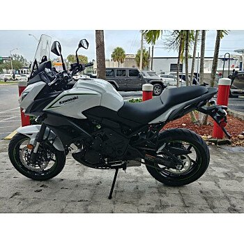 2018 Kawasaki Versys 650 ABS for sale 200524823