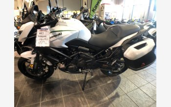 2018 Kawasaki Versys 650 ABS for sale 200530440