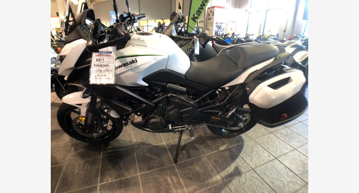 2018 Kawasaki Versys 650 ABS for sale 200530440
