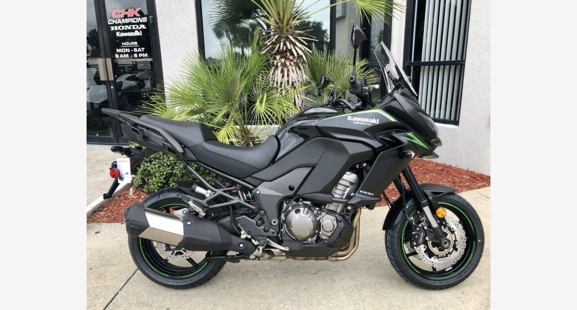 2018 Kawasaki Versys 1000 for sale 200595335