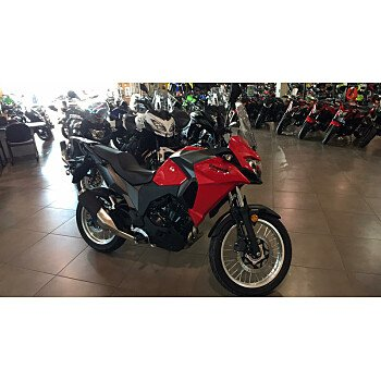 2018 Kawasaki Versys X-300 ABS for sale 200687302