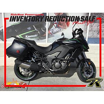 2018 Kawasaki Versys 1000 for sale 200602468
