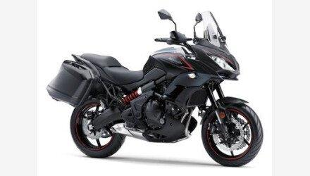 2018 Kawasaki Versys for sale 200629410