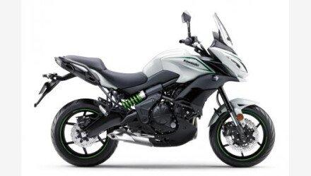 2018 Kawasaki Versys 650 ABS for sale 200640181