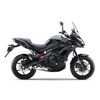 2018 Kawasaki Versys 650 ABS for sale 200650237