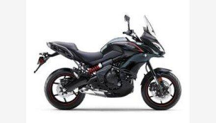 2018 Kawasaki Versys for sale 200659348