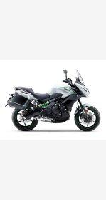 2018 Kawasaki Versys 650 ABS for sale 200707484