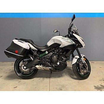 2018 Kawasaki Versys for sale 200939835