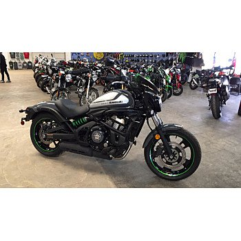 2018 Kawasaki Vulcan 650 ABS for sale 200679543