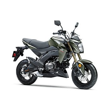 2018 Kawasaki Z125 Pro for sale 200487673