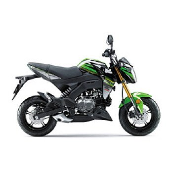 2018 Kawasaki Z125 Pro for sale 200487674