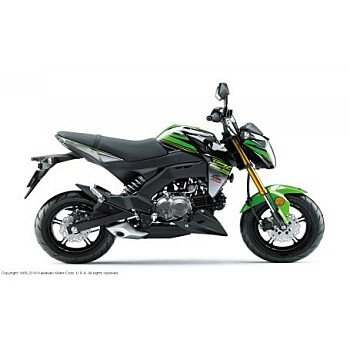 2018 Kawasaki Z125 Pro for sale 200491020