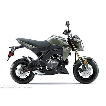 2018 Kawasaki Z125 Pro for sale 200608433